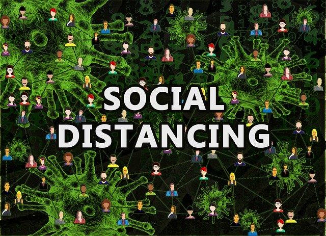 COVID-19 – Il distanziamento come principio di organizzazione sociale