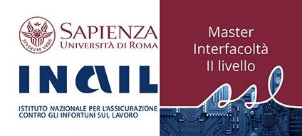 """Master Sapienza/Inail – Corso di alta formazione """"Lo smart working"""""""